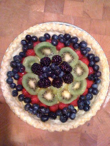 Cassandre's first tart