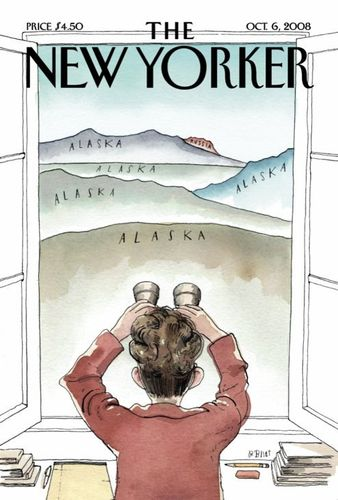 Cover of this week's New Yorker
