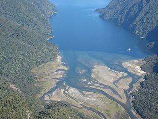Patagonia by air