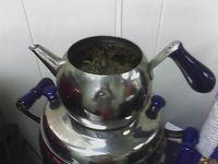Tea is ready